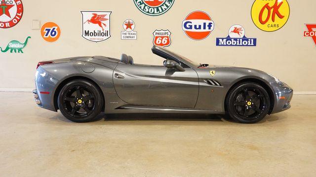 2014 Ferrari California Convertible NAV,BACK-UP CAM,HTD LTH,18K,WE FINANCE