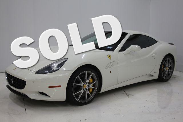 2014 Ferrari California Houston, Texas
