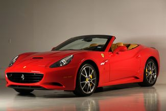 2014 Ferrari California* Rosso Corsa* One Owner* 3K Miles*** | Plano, TX | Carrick's Autos in Plano TX