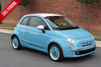 2014 Fiat 500 1957 Edition  Flowery Branch GA  Lakeside Motor Company LLC  in Flowery Branch, GA