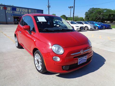 2014 Fiat 500 Pop in Houston