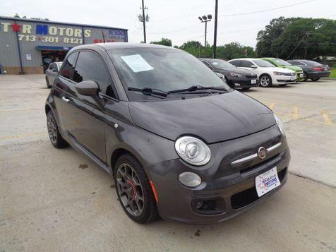 2014 Fiat 500 Sport in Houston