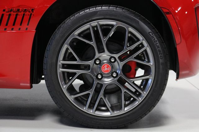 2014 Fiat 500 Abarth Merrillville, Indiana 41