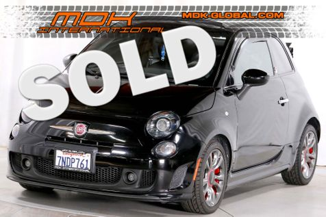 2014 Fiat 500c GQ Edition - Abarth - Turbo - Manual - Beats sound in Los Angeles