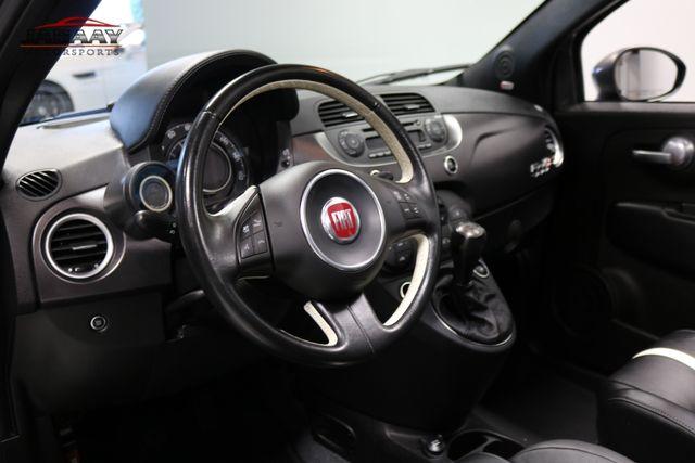 2014 Fiat 500c GQ Edition Merrillville, Indiana 8