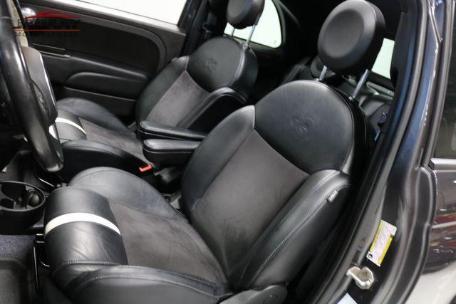 2014 Fiat 500c GQ Edition Merrillville, Indiana 10