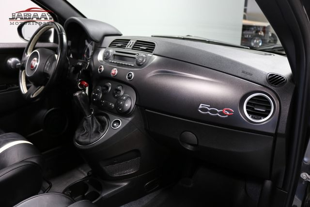 2014 Fiat 500c GQ Edition Merrillville, Indiana 15