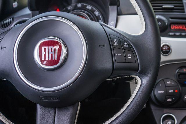 2014 Fiat 500c GQ Edition in Reseda, CA, CA 91335