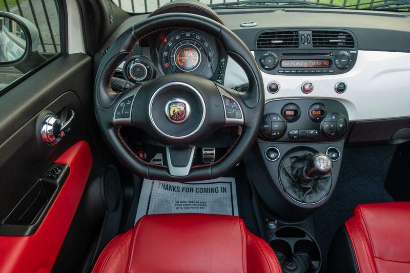 2014 Fiat 500c Abarth   Texas  EURO 2 MOTORS  in , Texas