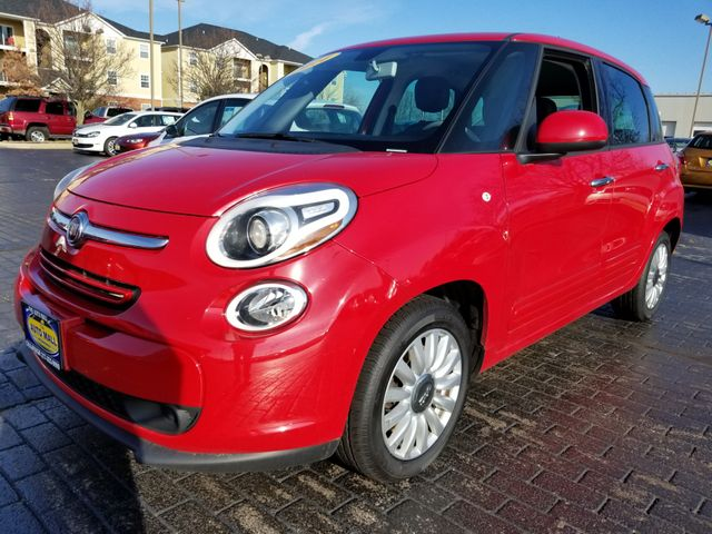 2014 Fiat 500L Easy | Champaign, Illinois | The Auto Mall of Champaign in Champaign Illinois