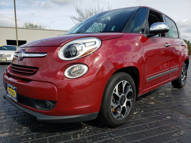 2014 Fiat 500L Lounge | Champaign, Illinois | The Auto Mall of Champaign in Champaign Illinois