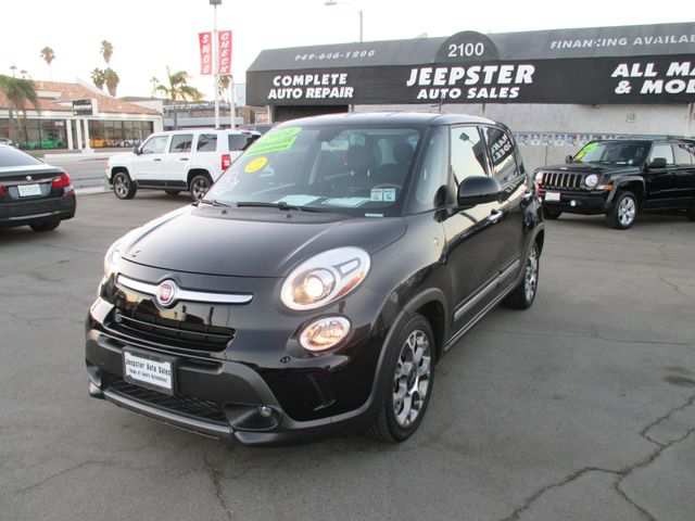 2014 Fiat 500L Trekking in Costa Mesa California, 92627