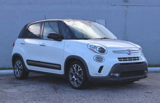 2014 Fiat 500L Trekking Hollywood, Florida 49