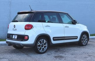 2014 Fiat 500L Trekking Hollywood, Florida 4
