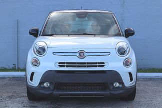 2014 Fiat 500L Trekking Hollywood, Florida 12
