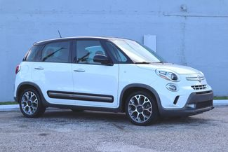 2014 Fiat 500L Trekking Hollywood, Florida 13