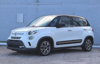 2014 Fiat 500L Trekking Hollywood, Florida 10