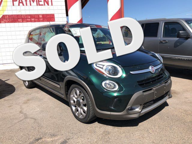 2014 Fiat 500L Trekking CAR PROS AUTO CENTER (702) 405-9905 Las Vegas, Nevada