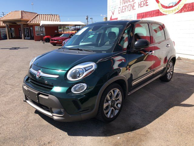 2014 Fiat 500L Trekking CAR PROS AUTO CENTER (702) 405-9905 Las Vegas, Nevada 1