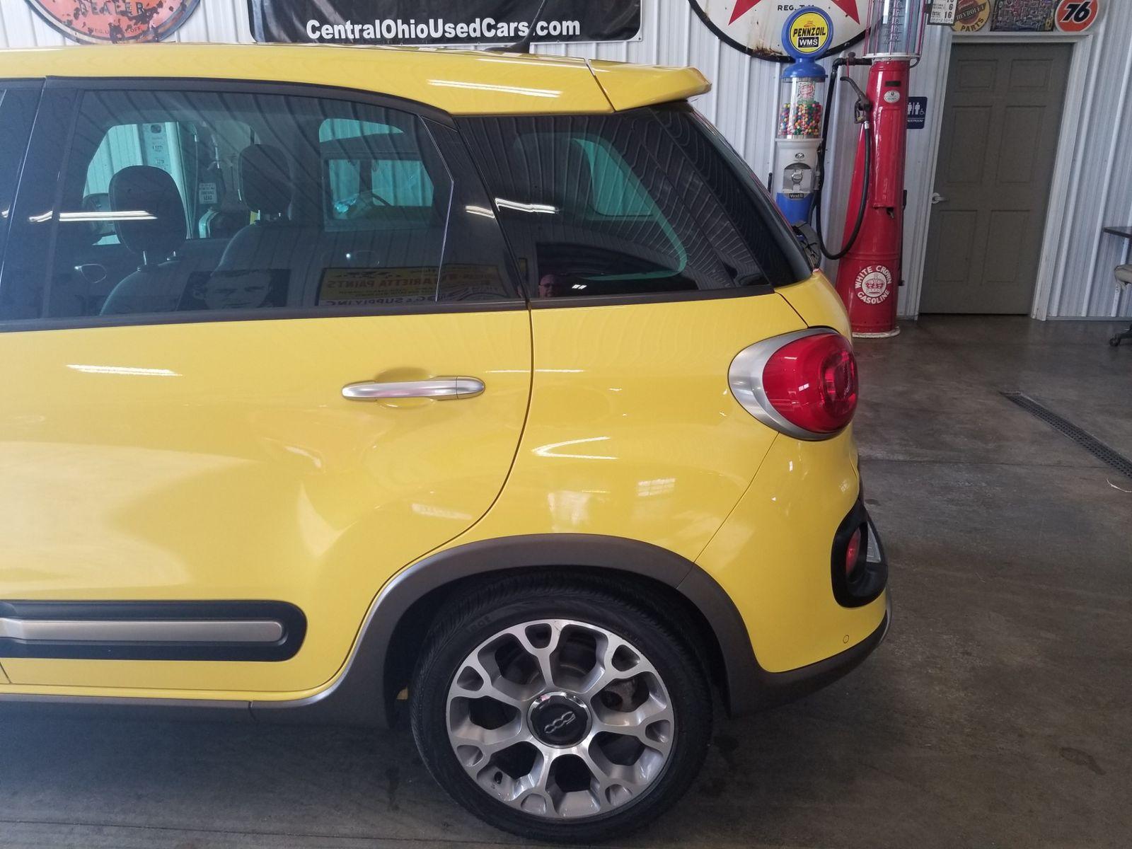2014 Fiat 500l Trekking In Ohio