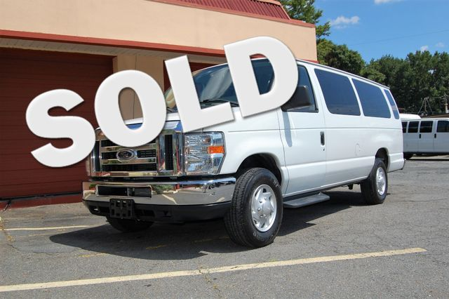 2014 Ford 15 Pass XLT Charlotte, North Carolina