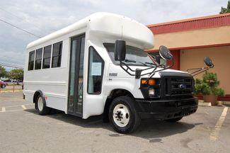 2014 Ford 15 Pass. Act. Bus Charlotte, North Carolina 1