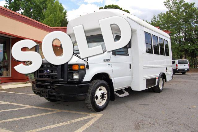 2014 Ford 15 Pass. Act. Bus Charlotte, North Carolina