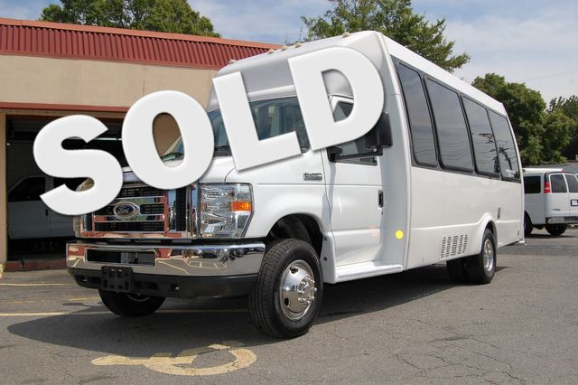 2014 Ford 15 Pass Mini Bus Charlotte, North Carolina