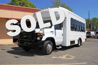 2014 Ford 15 Pass. Activity Bus Charlotte, North Carolina