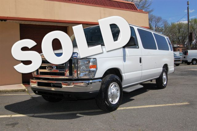 2014 Ford 15 Pass. XLT Charlotte, North Carolina