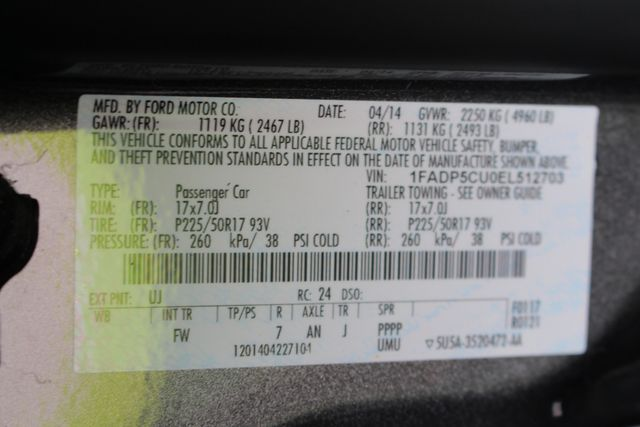 2014 Ford C-Max Energi SEL Mooresville , NC 49