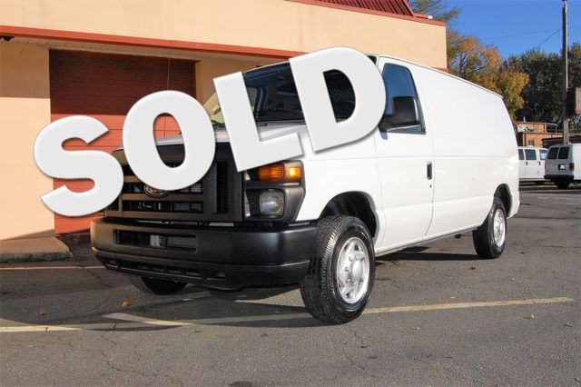2014 Ford E-150 Cargo Van Charlotte, North Carolina 0