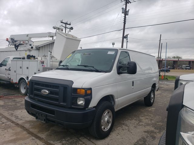 2014 Ford E-250 Cargo Van With Nice Bin Package Irving, Texas 3