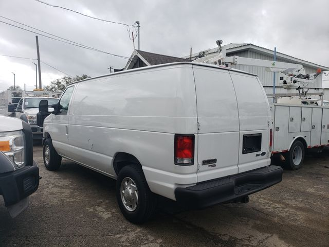 2014 Ford E-250 Cargo Van With Nice Bin Package Irving, Texas 2