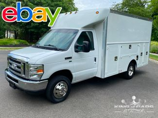 2014 Ford E-350 Drw Walk-In SERVICE UTILITY BODY VAN 1-OWNER LOW MILE in Woodbury, New Jersey 08093
