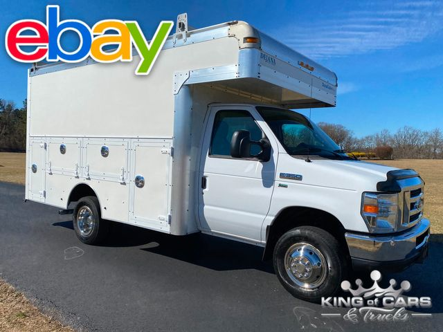2014 Ford E-350 Drw Walk-In SERVICE UTILITY DEJANA ODY STEP VAN LOW MILES