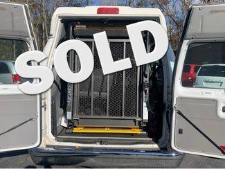 2014 Ford E-Series Cargo Van Handicap wheelchair accessible van in Atlanta, Georgia 30132