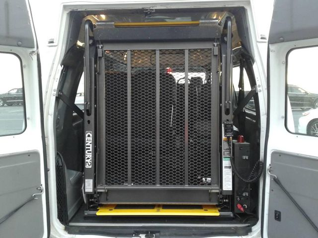 2014 Ford E-Series Cargo Van Handicap wheelchair accessible van in Dallas, Georgia 30132