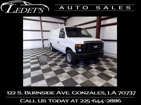 2014 Ford E-Series Cargo Van Commercial - Ledet's Auto Sales Gonzales_state_zip in Gonzales, Louisiana