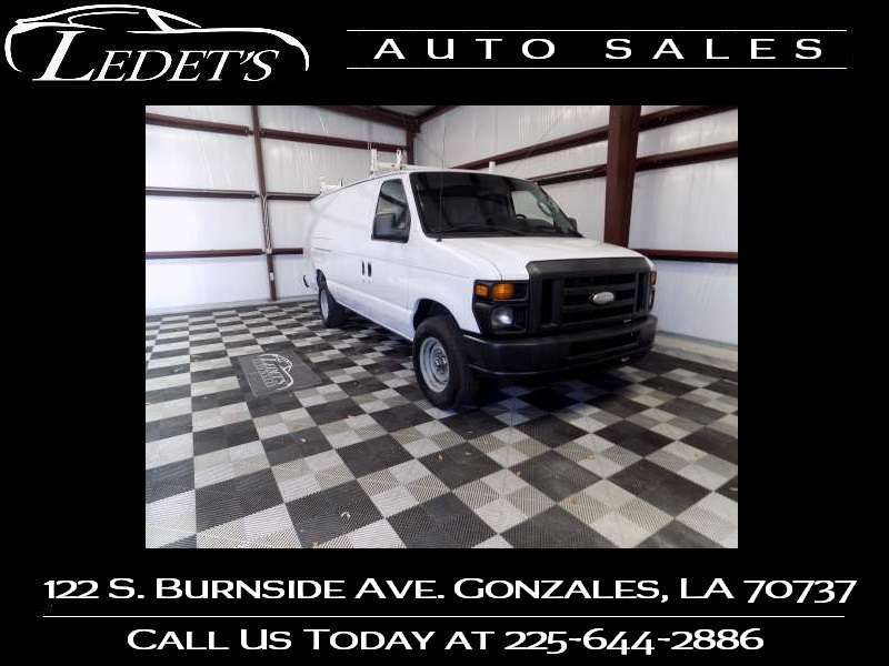 2014 Ford E-Series Cargo Van Commercial - Ledet's Auto Sales Gonzales_state_zip in Gonzales Louisiana