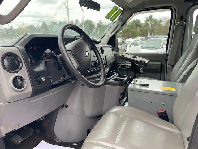 2014 Ford E-Series Cargo Van Commercial Hoosick Falls, New York 4