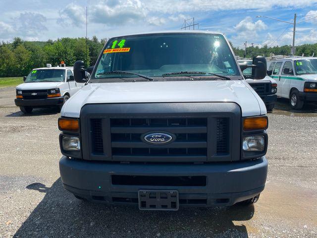 2014 Ford E-Series Cargo Van Commercial Hoosick Falls, New York 1