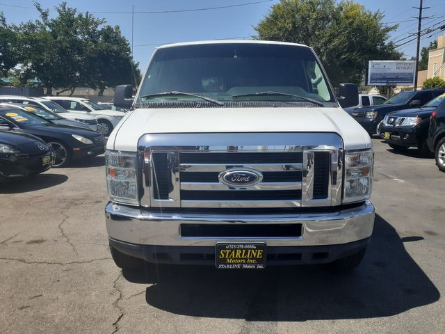 2014 Ford E-Series Cargo Van Commercial Los Angeles, CA 1