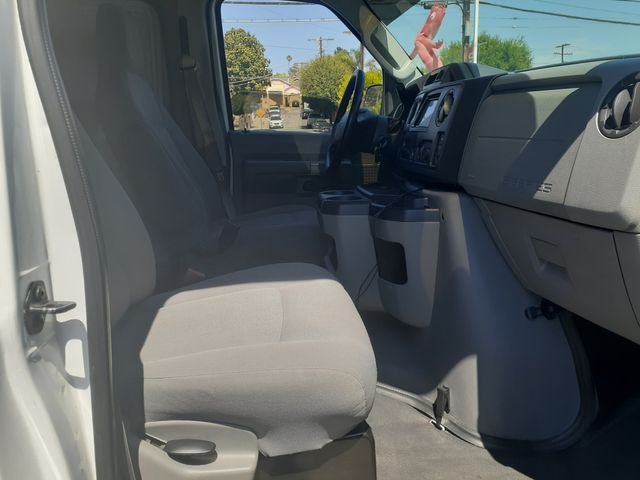 2014 Ford E-Series Cargo Van Commercial Los Angeles, CA 3