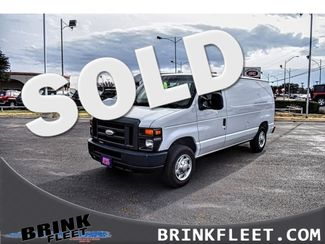 2014 Ford E-Series Cargo Van Commercial   Lubbock, TX   Brink Fleet in Lubbock TX