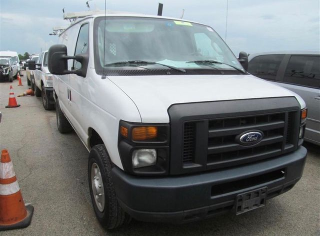 2014 Ford E-Series Cargo Van Commercial Madison, NC 0