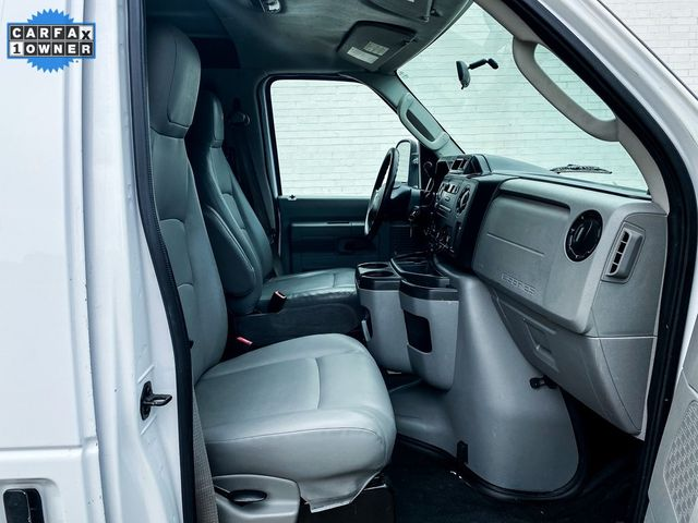 2014 Ford E-Series Cargo Van Commercial Madison, NC 31