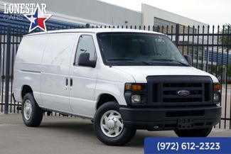 2014 Ford E250 Cargo Van One Owner 20 Service Records in Plano Texas, 75093