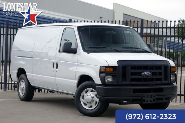 2014 Ford E250 Cargo Van One Owner 20 Service Records
