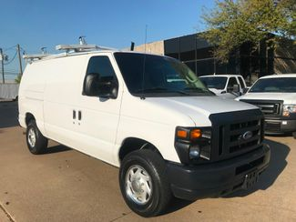 2014 Ford E-Series Cargo Van w/Bins and Bulkhead Commercial in Plano, Texas 75074